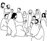 Jésus Beatitudes