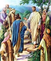 evangile saint marc