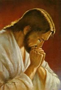 JESUS PRIE POUR LES DISCIPLES