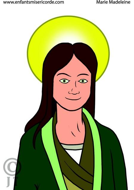 marie madeleine portrait