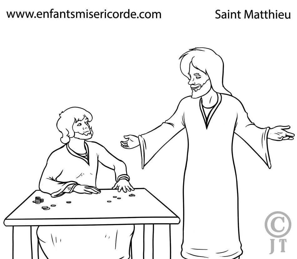 St MatthieuJEU
